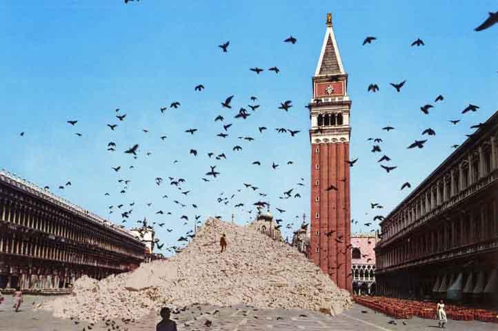 Eventi Arte Venezia, Marcello Spada, Processing Projects