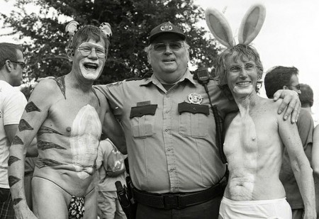 I Love Cops - Live Set, foto J.C. Morgan