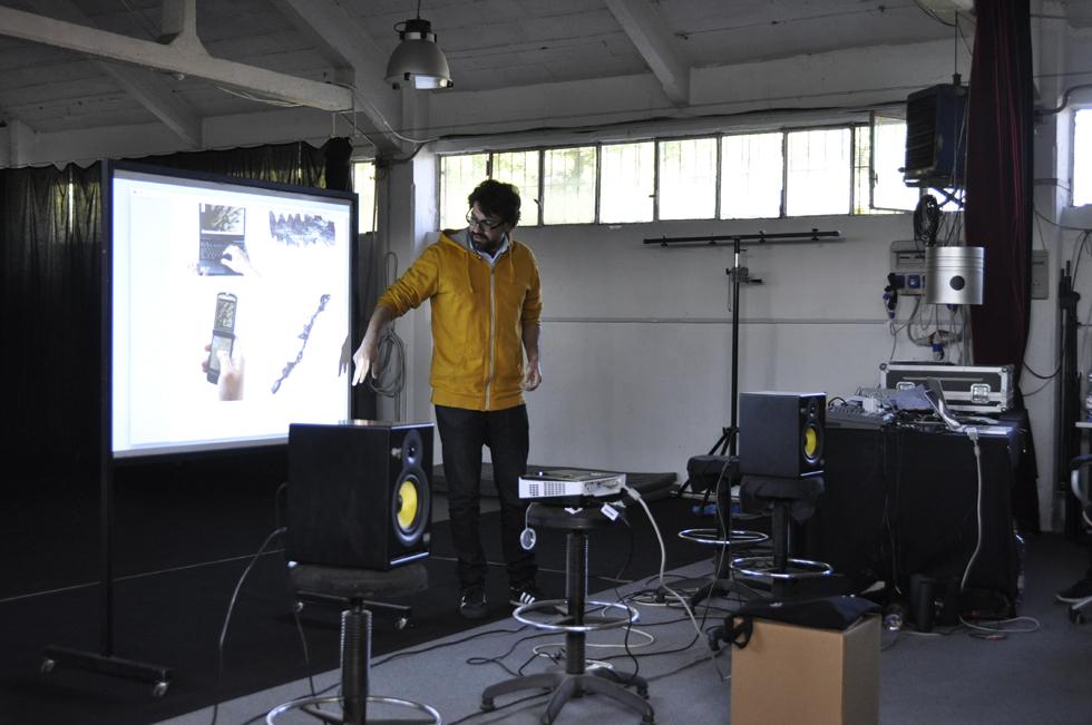 Eventi Arte Venezia, Tilde, Workshop