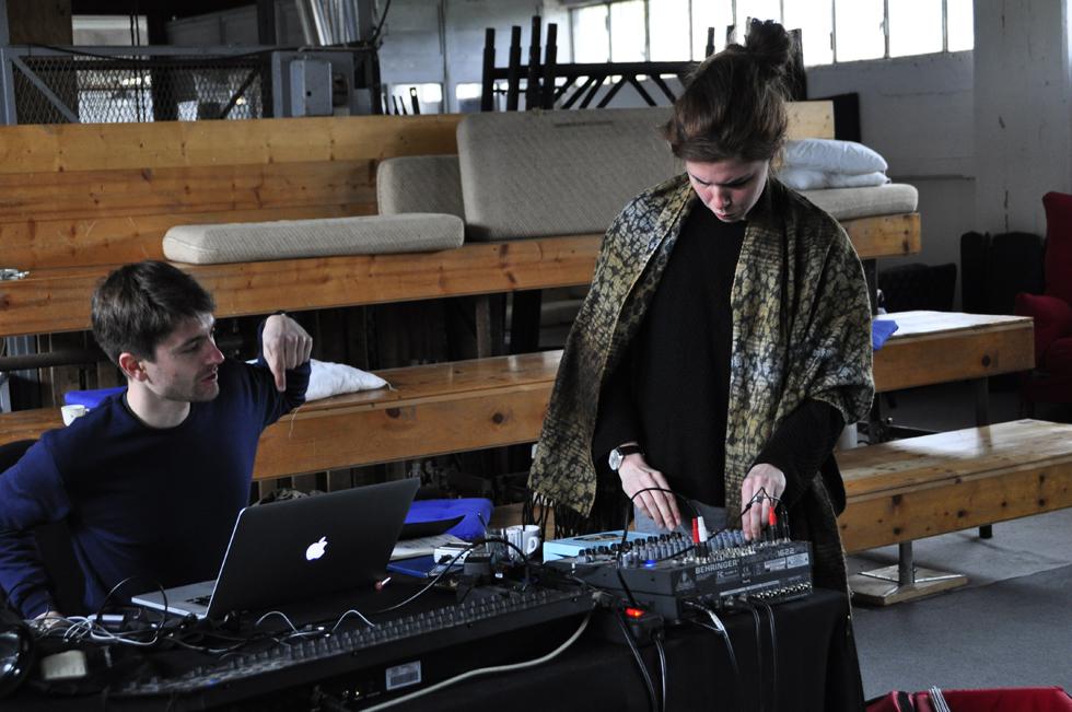 Eventi Arte Venezia Immagini sonore Workshop con Fabio Orsi Claudio Rocchetti