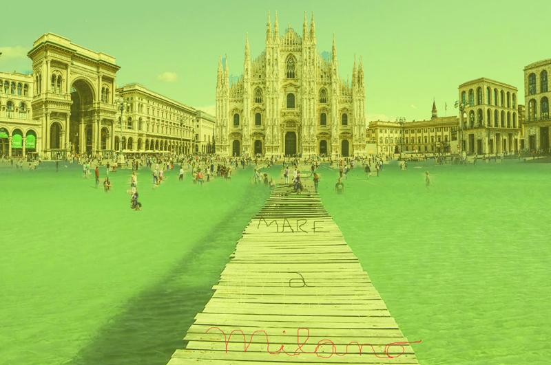 Se a Milano ci fosse il mare! - Thomas Braida