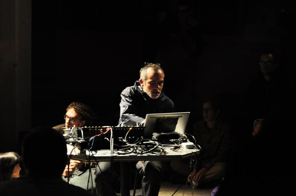 ZimmerFrei, Safari Live quadrifonia